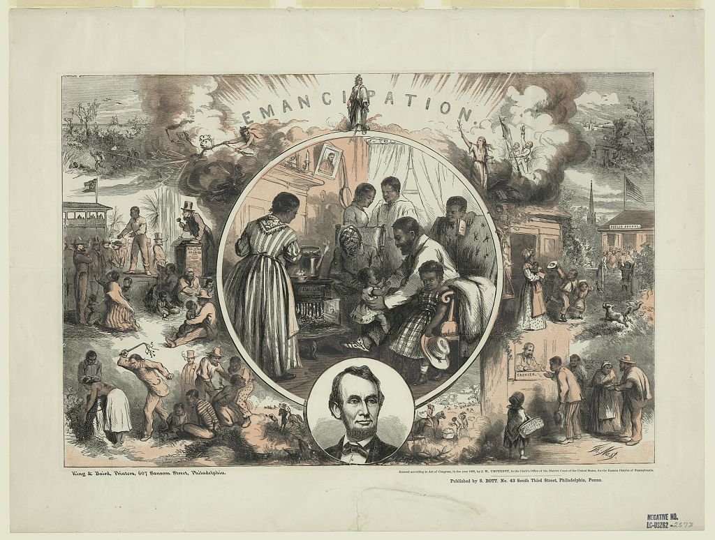 how gradual abolition and process of emancipation led blacks to freedom Abolition and then emancipation were both gradual processes in new jersey and were shaped by persistent white animosity toward blacks many slave owners actively subverted gradual abolition by selling slaves out of state or by creating new categories of unfree labor.